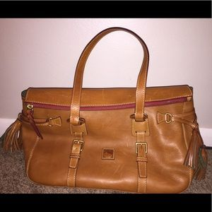 Dooney and Bourke Florentine Leather Handbag